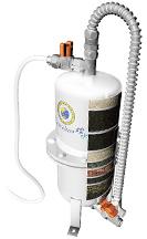高性能浄活水器Naturalizerきらめき
